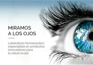 Miramos a los ojos brill pharma