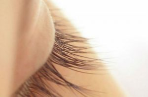 Cuidado del párpado salud ocular