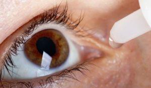 gotas para la alergia de los ojos