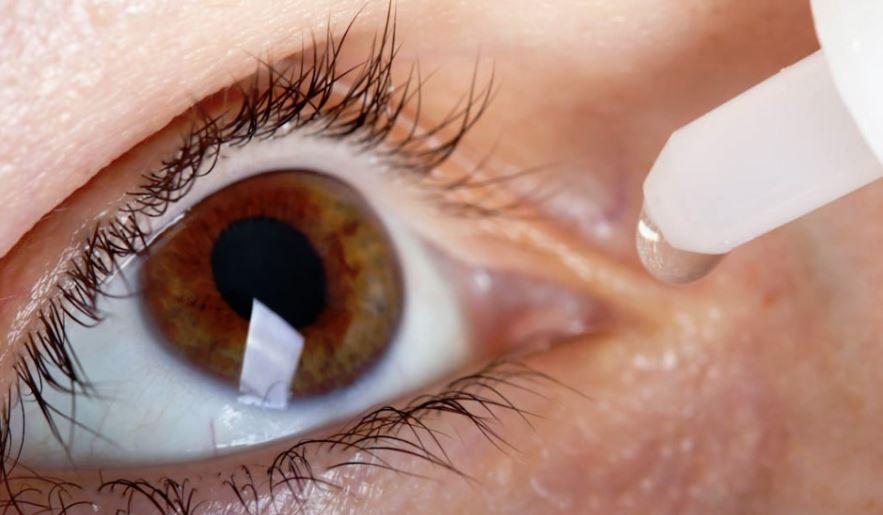 gotas oftálmicas para la alergia de los ojos