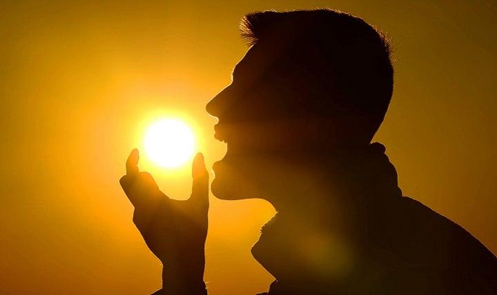 vitamina D por luz solar