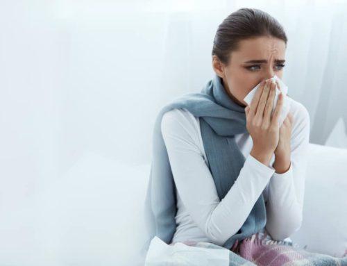 Cómo descongestionar la nariz con lavados nasales