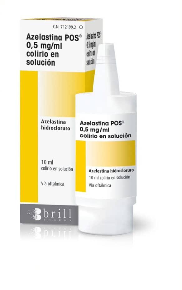 azelastina pos