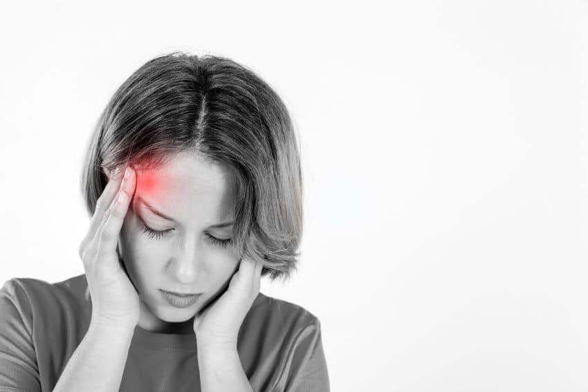 migraña ocular y sus sintomas
