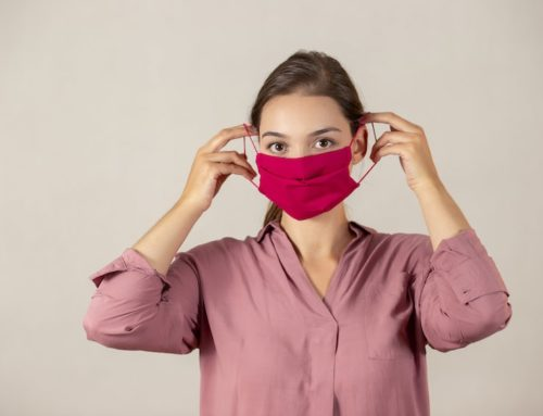 El uso de mascarillas aumenta la sequedad ocular