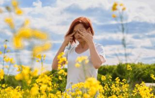 alergia ojos, picor ojos, alergia ocular, ojos rojos