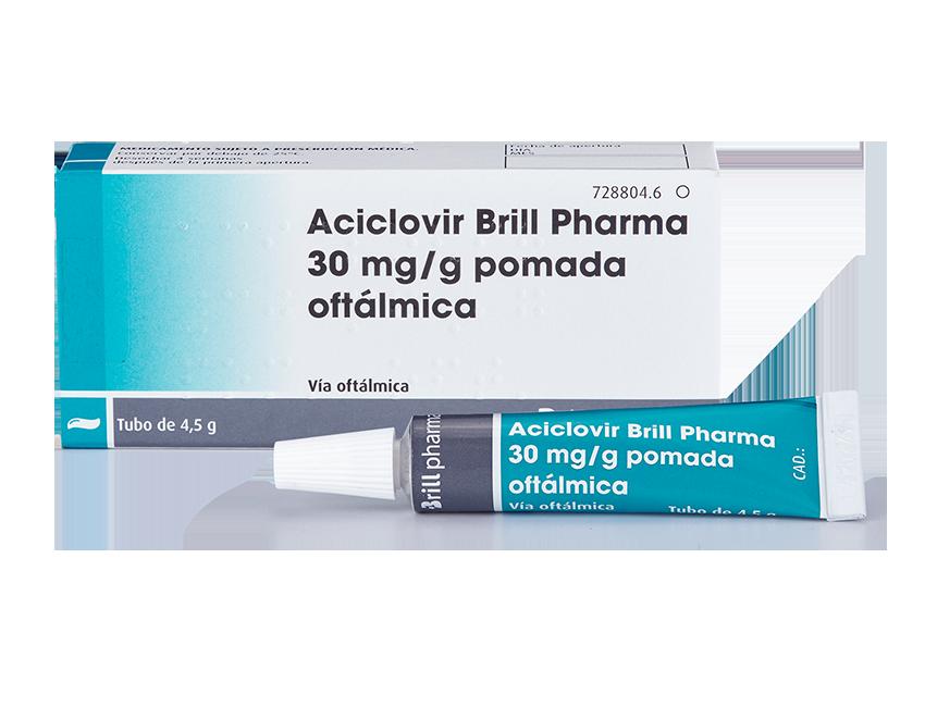 Aciclovir Brill Pharma